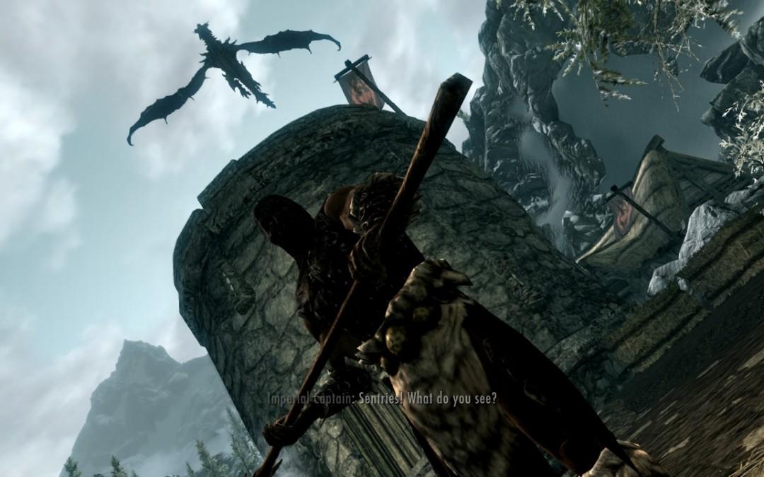 Unofficial Elder Scrolls Novel : Dragonborn
